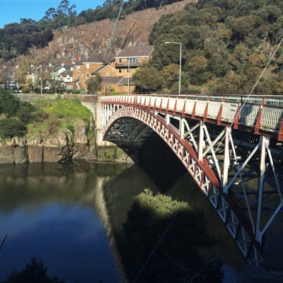 Kings Bridge Launceston